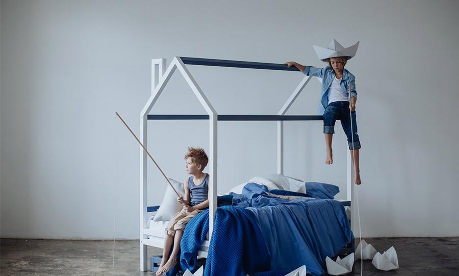 Как стильно обставить детскую комнату 2