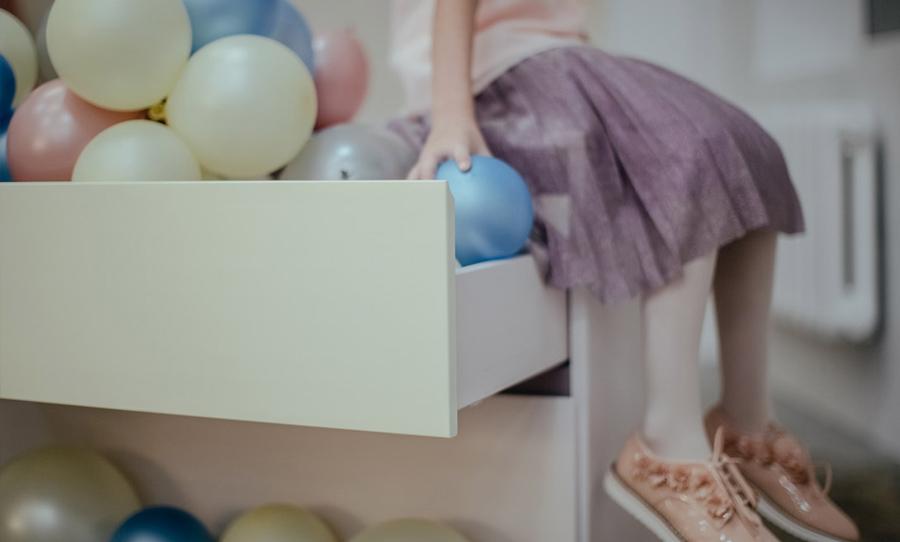 Как стильно обставить детскую комнату 7