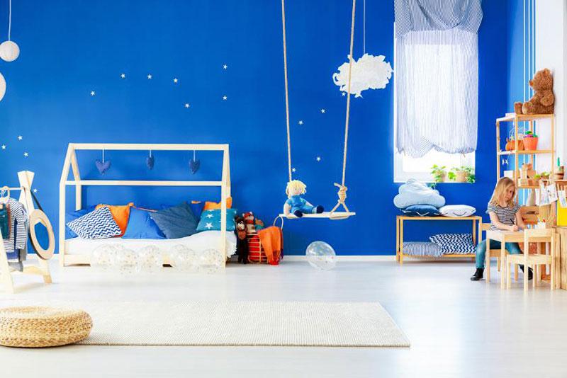 Какая цветовая гамма подойдет для комнаты вашего ребенка 1