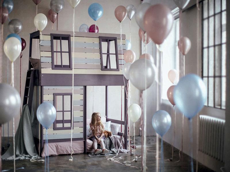Кровать домик Дом мечтателя