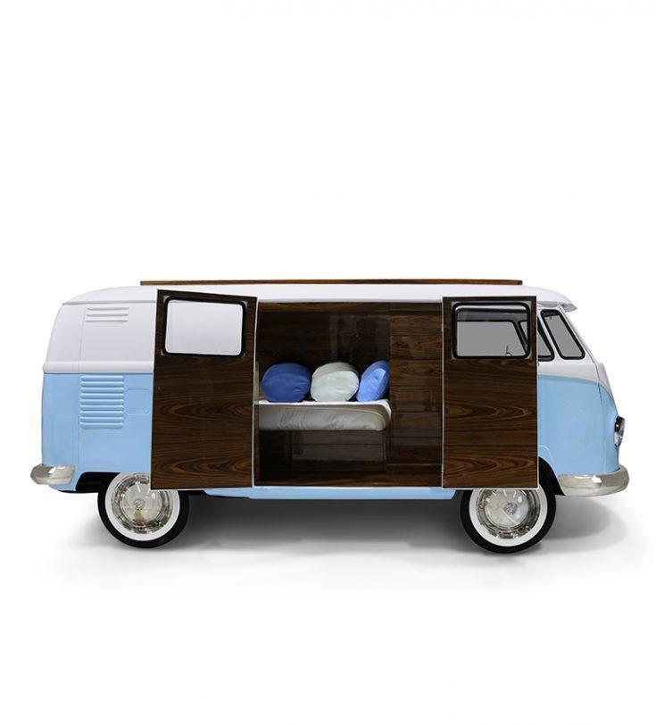 Кровати домики для мальчиков от Circu Magical Furniture