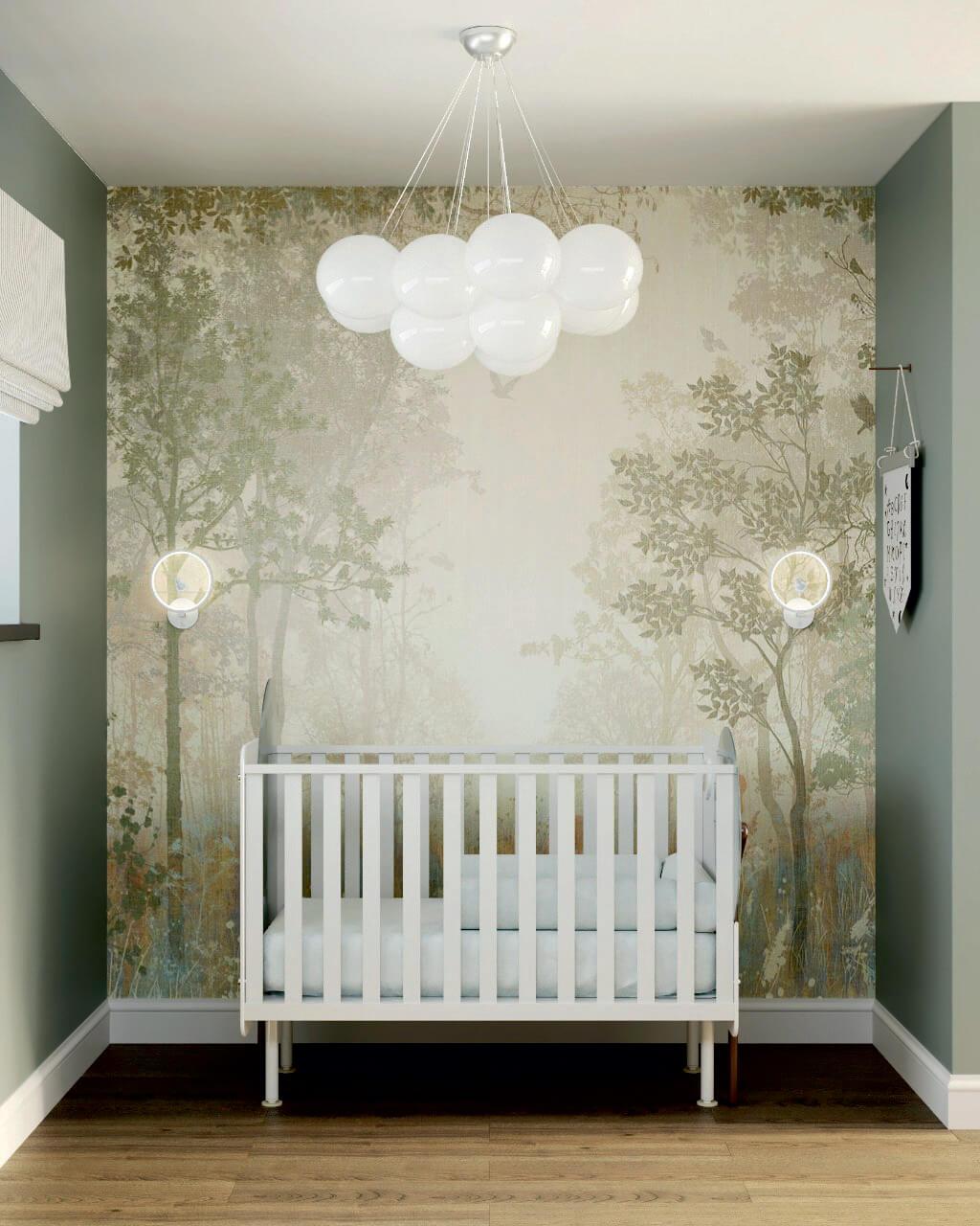 Мебель детской комнаты мальчика 5-9 лет проект 4697-1-5