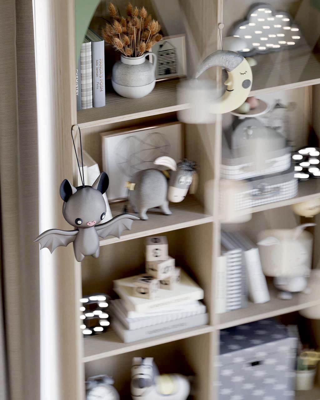 Мебель детской комнаты малышей проект 4049-2-3