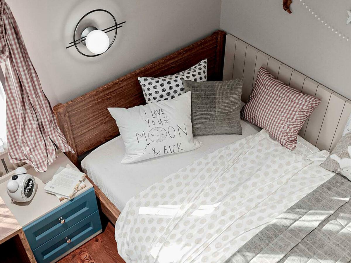 Мебель детской комнаты школьника-подростка проект 5475-1