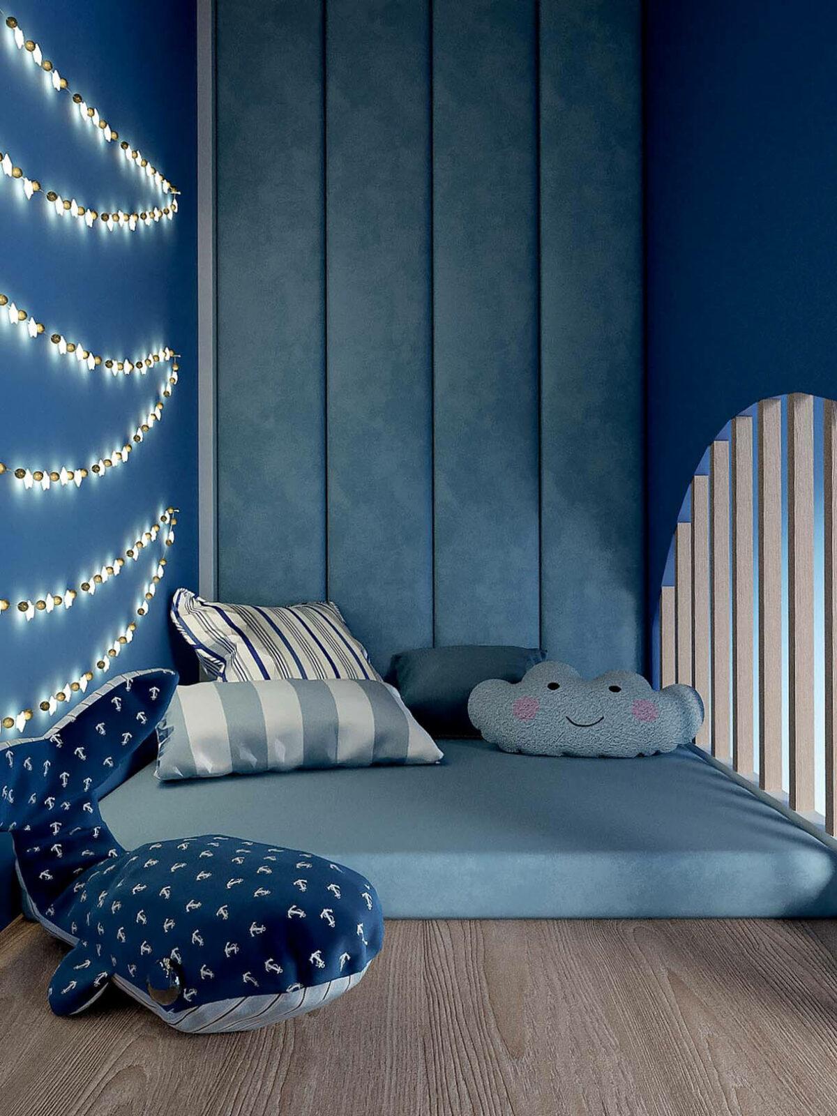 Мебель детской спальни девочки-школьницы проект 3973-2-6