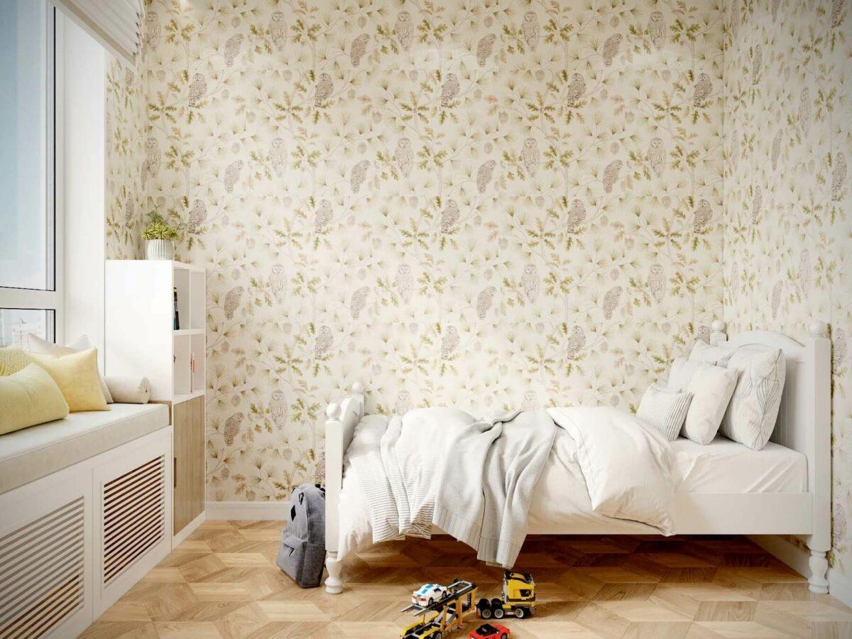 Мебель для детской мальчика проект 3075-3
