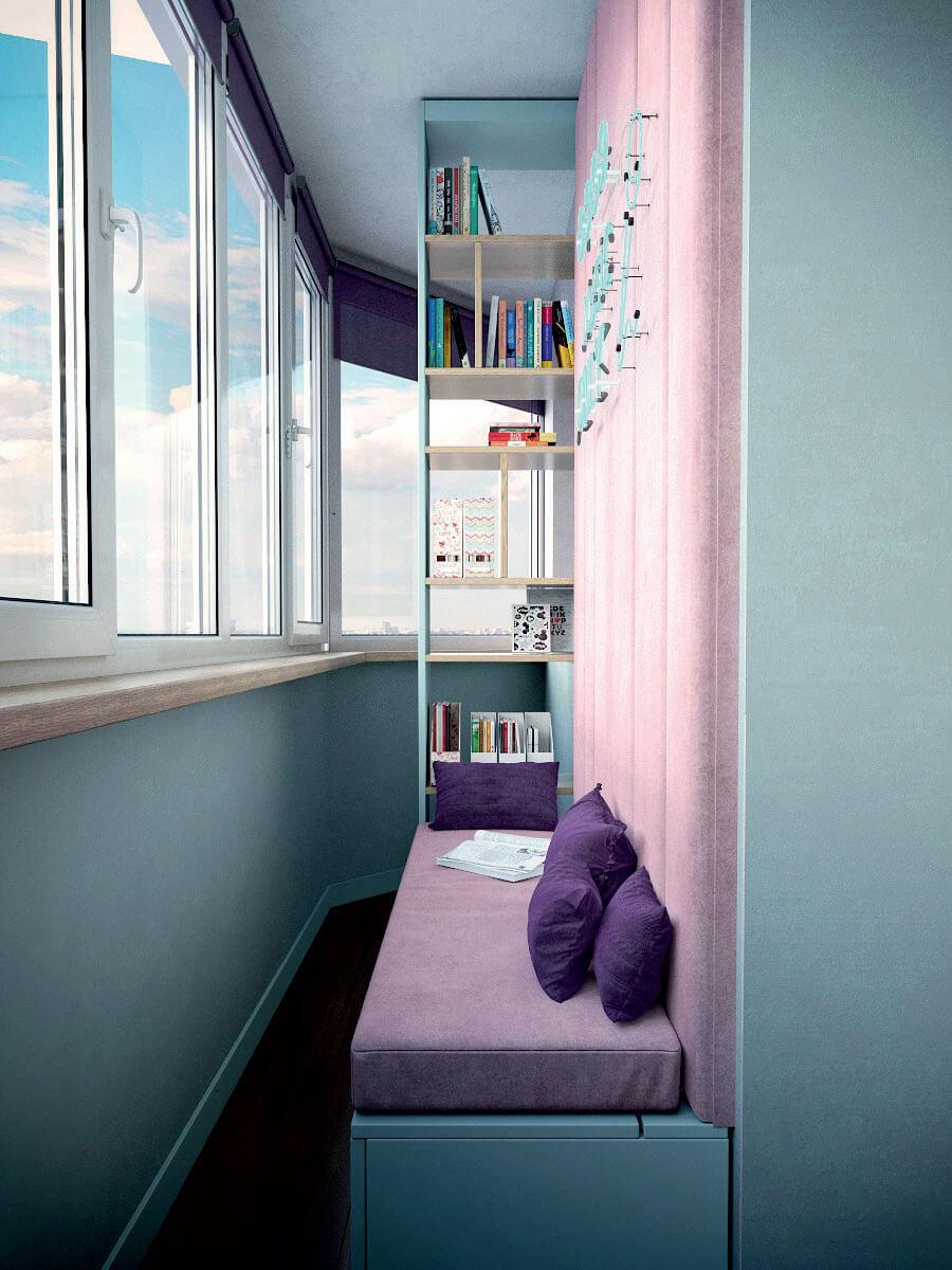 Мебель игровой комнаты для девочки 8 лет проект 4381-7