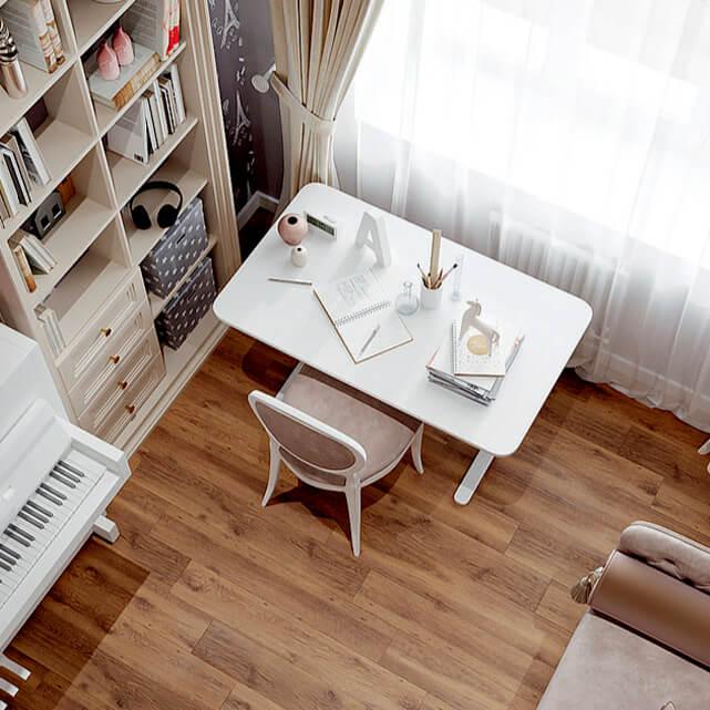 Мебель в детскую спальню девочки-подростка проект 4807-6