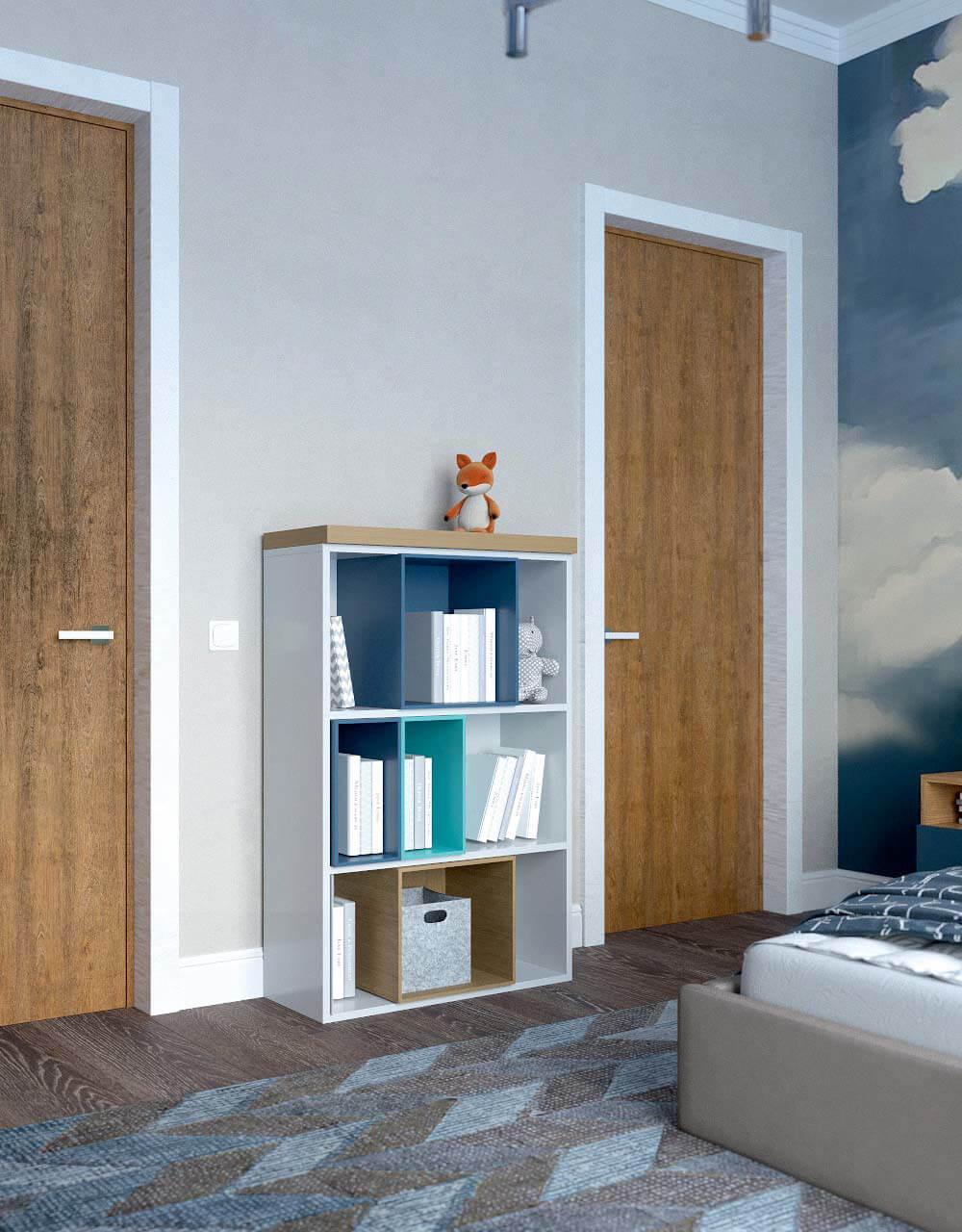 Мебель в комнату для девочки 10 лет проект 3743-5
