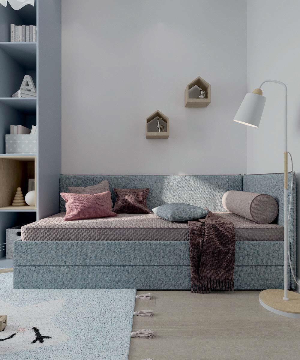 Мебель в комнату новорожденного проект 4031-1-6