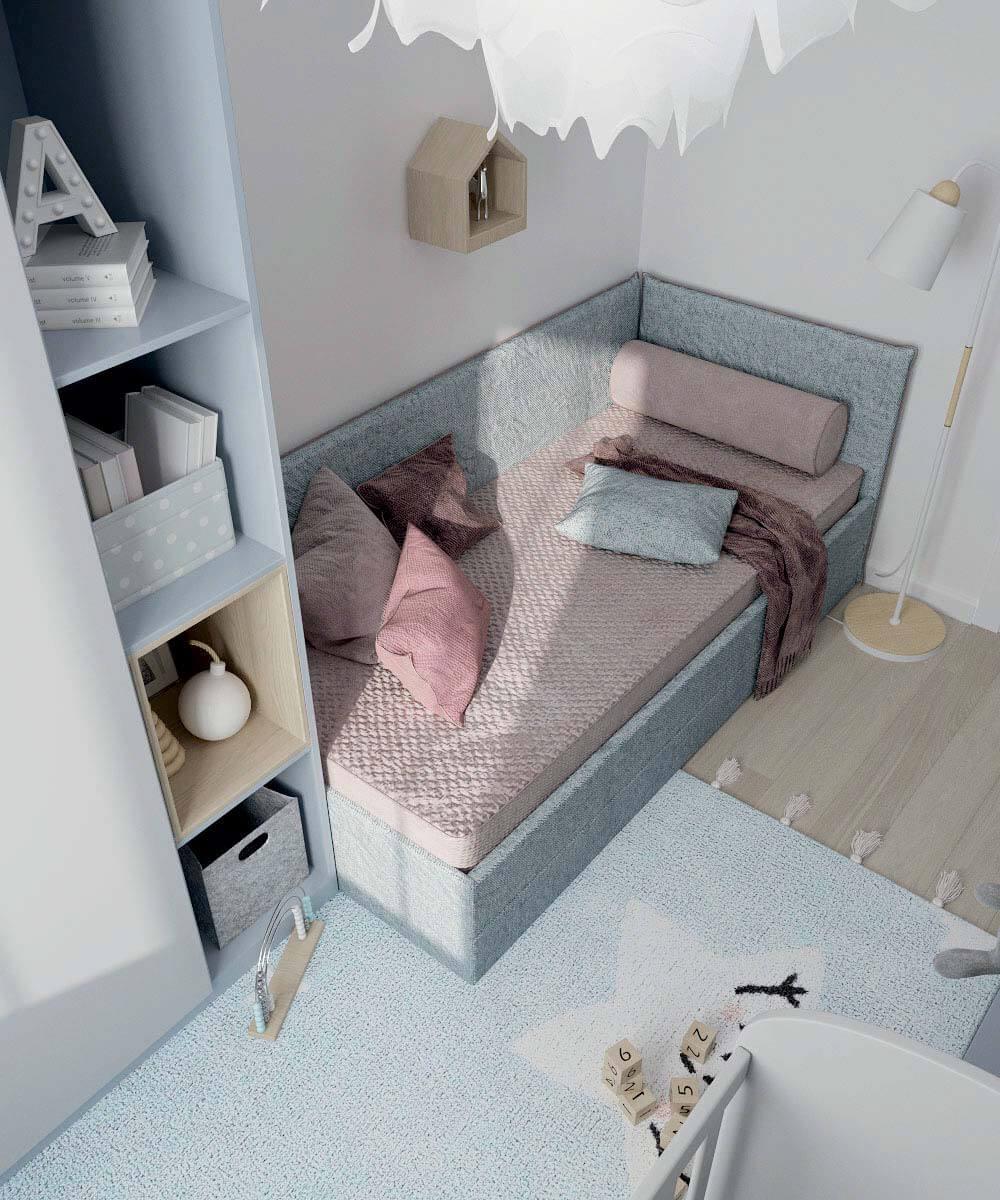 Мебель в комнату новорожденного проект 4031-1-8