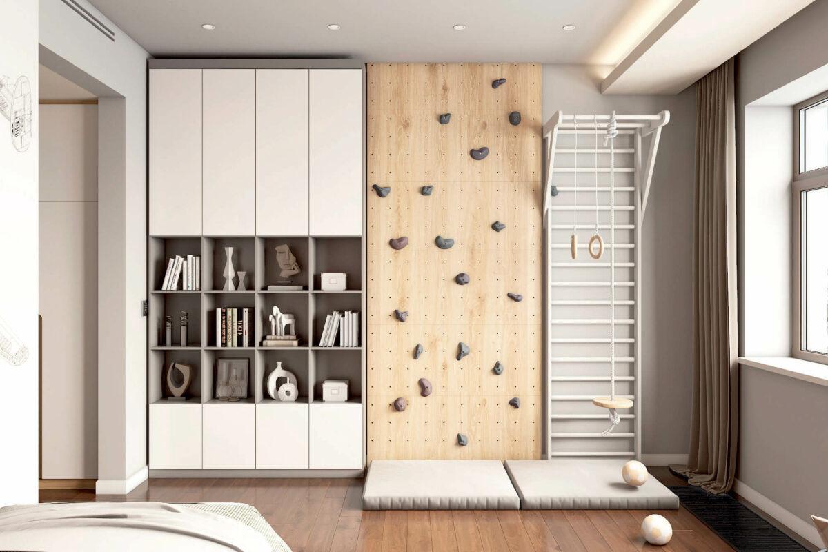 Мебель в подростковую комнату мальчика проект 4243-1-2