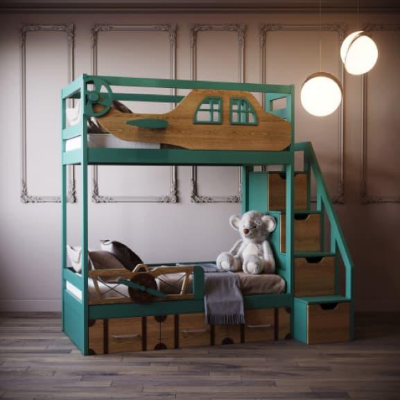Надежная детская мебель на заказ в Москве фото 1