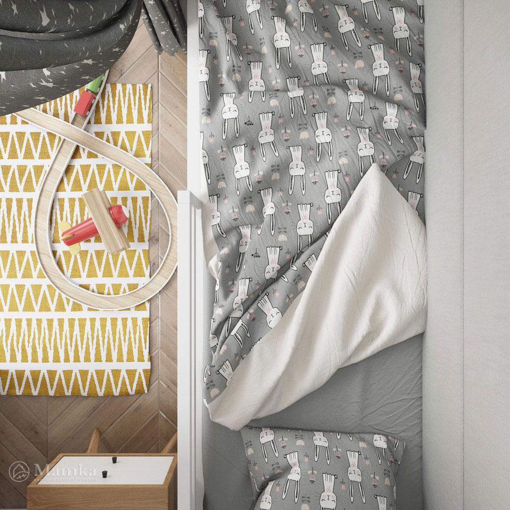 Неординарный дизайн детской комнаты для ребенка 16