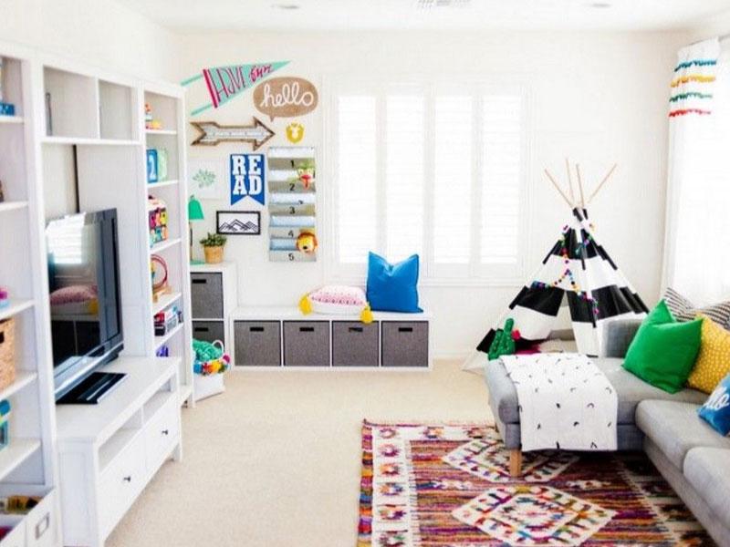 Детская мебель формирует внутренний мир ребенка