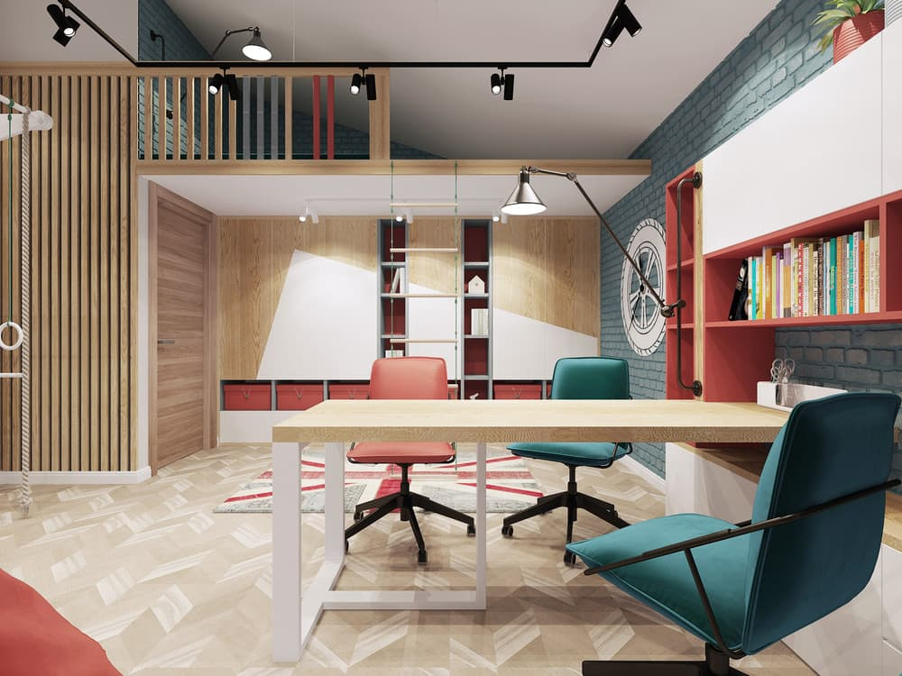 Невероятный дизайн детской спальни 1