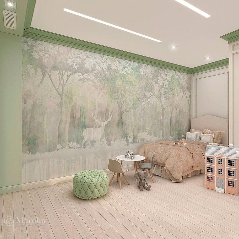 Нежные и красочные идеи детских комнат для девочек 4
