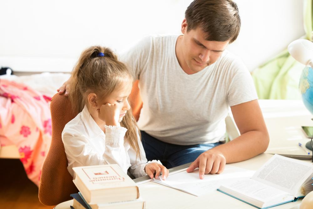 нужно ли делать уроки с ребенком фото-2