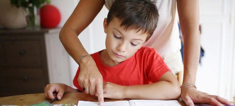 нужно ли делать уроки с ребенком фото