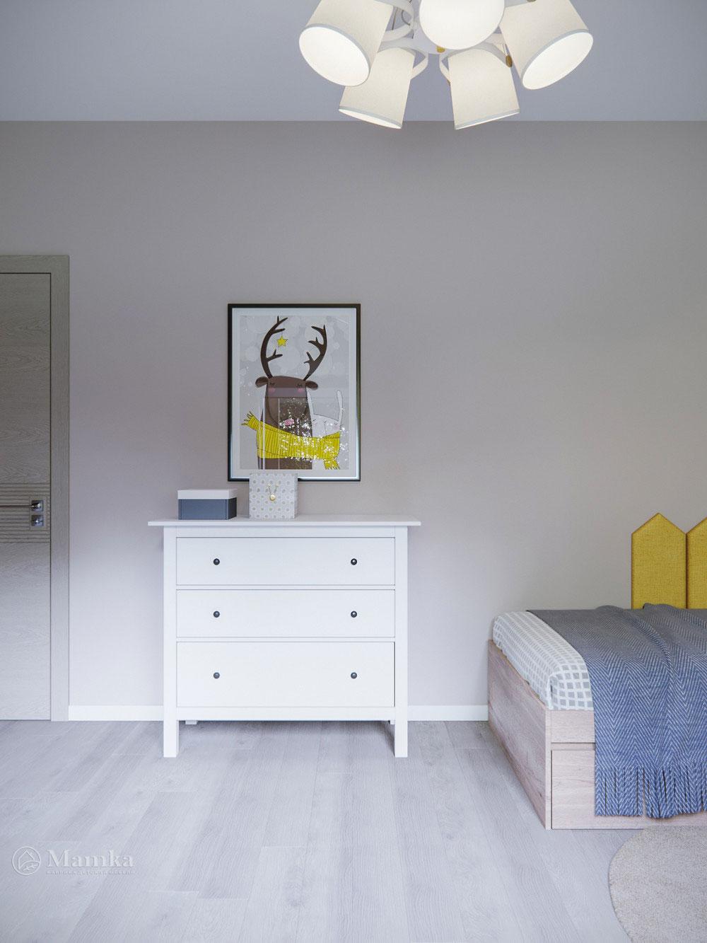 Интересные идеи для детской комнаты мальчика 7
