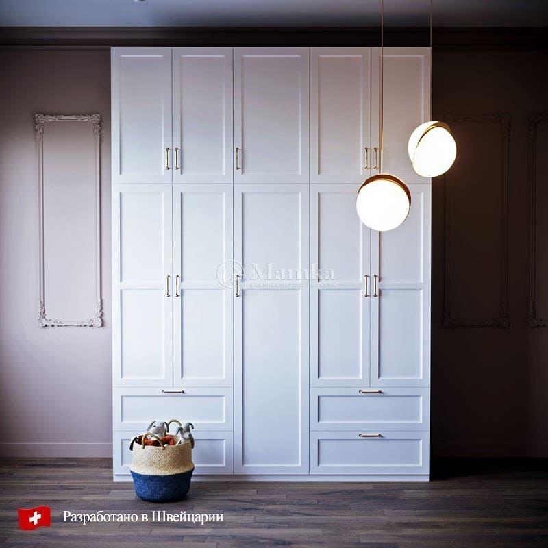 Шкаф для детской от мебельной фабрики Mamka 2