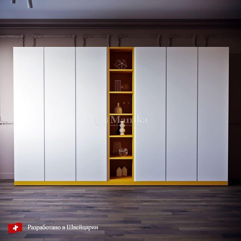 Шкаф для детской от мебельной фабрики Mamka 4