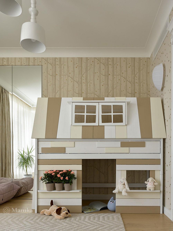 Современный дизайн детских спален для мальчиков 5