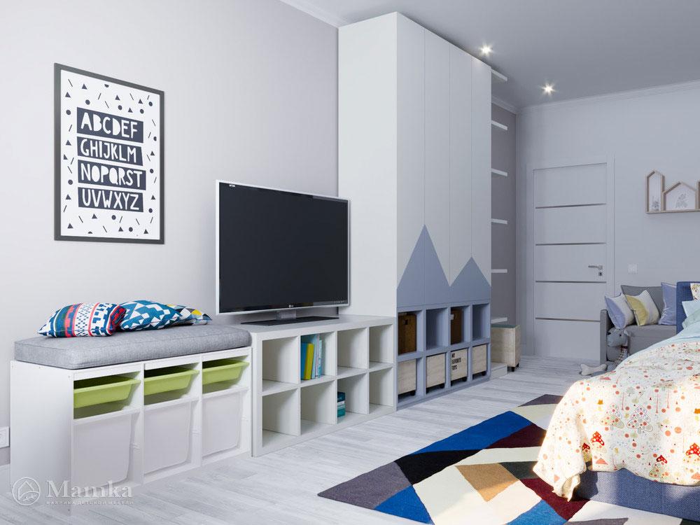 Современные идеи для детской комнаты мальчика 2