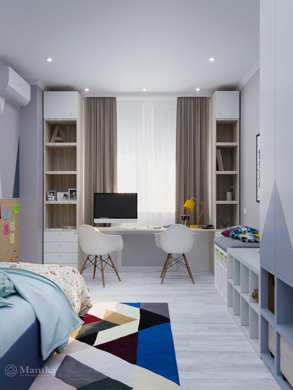 Современные идеи для детской комнаты мальчика 3