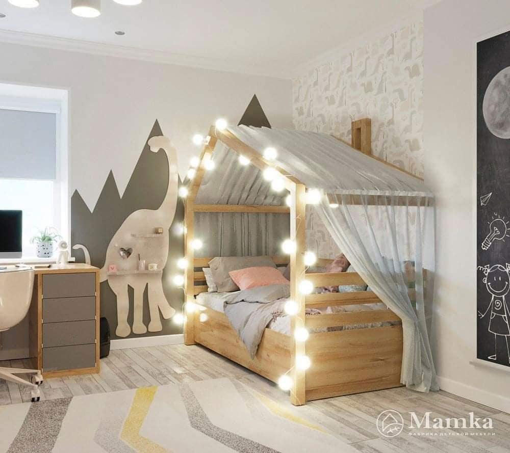Спальное место для ребенка - выбираем и оформляем правильно - 1