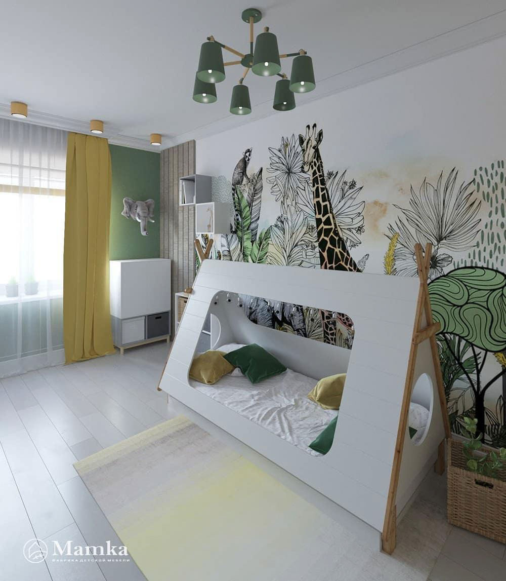 Спальное место для ребенка - выбираем и оформляем правильно - 1-1