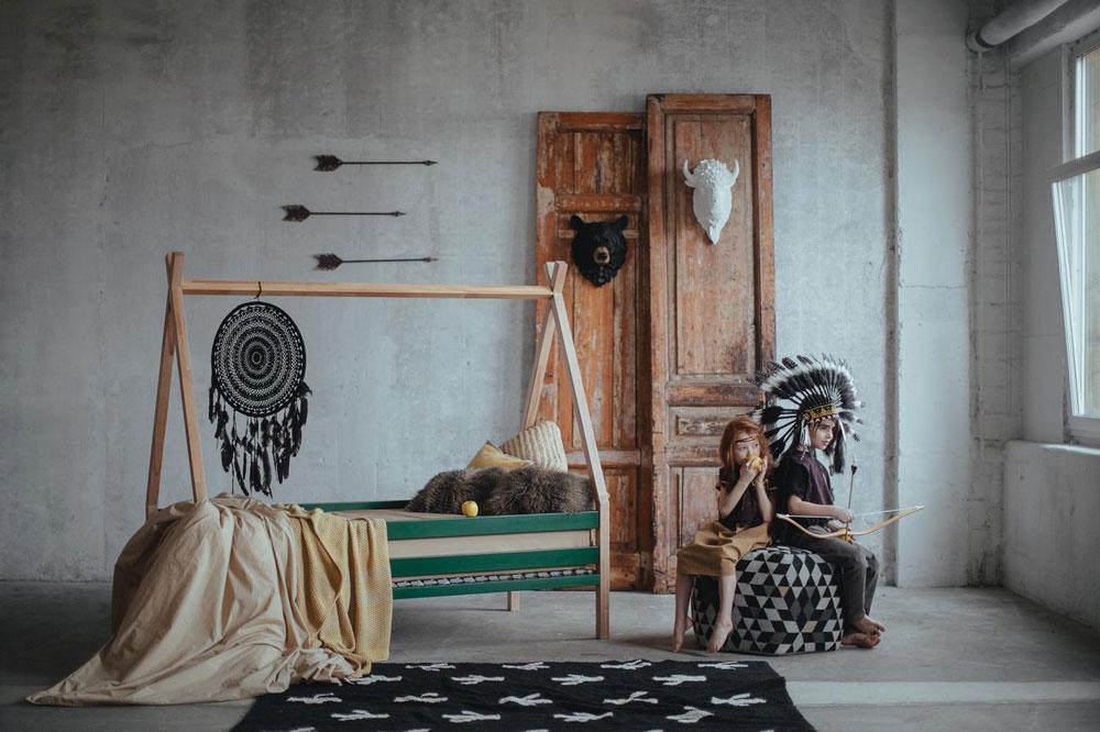 Спальное место для ребенка - выбираем и оформляем правильно - 1-4