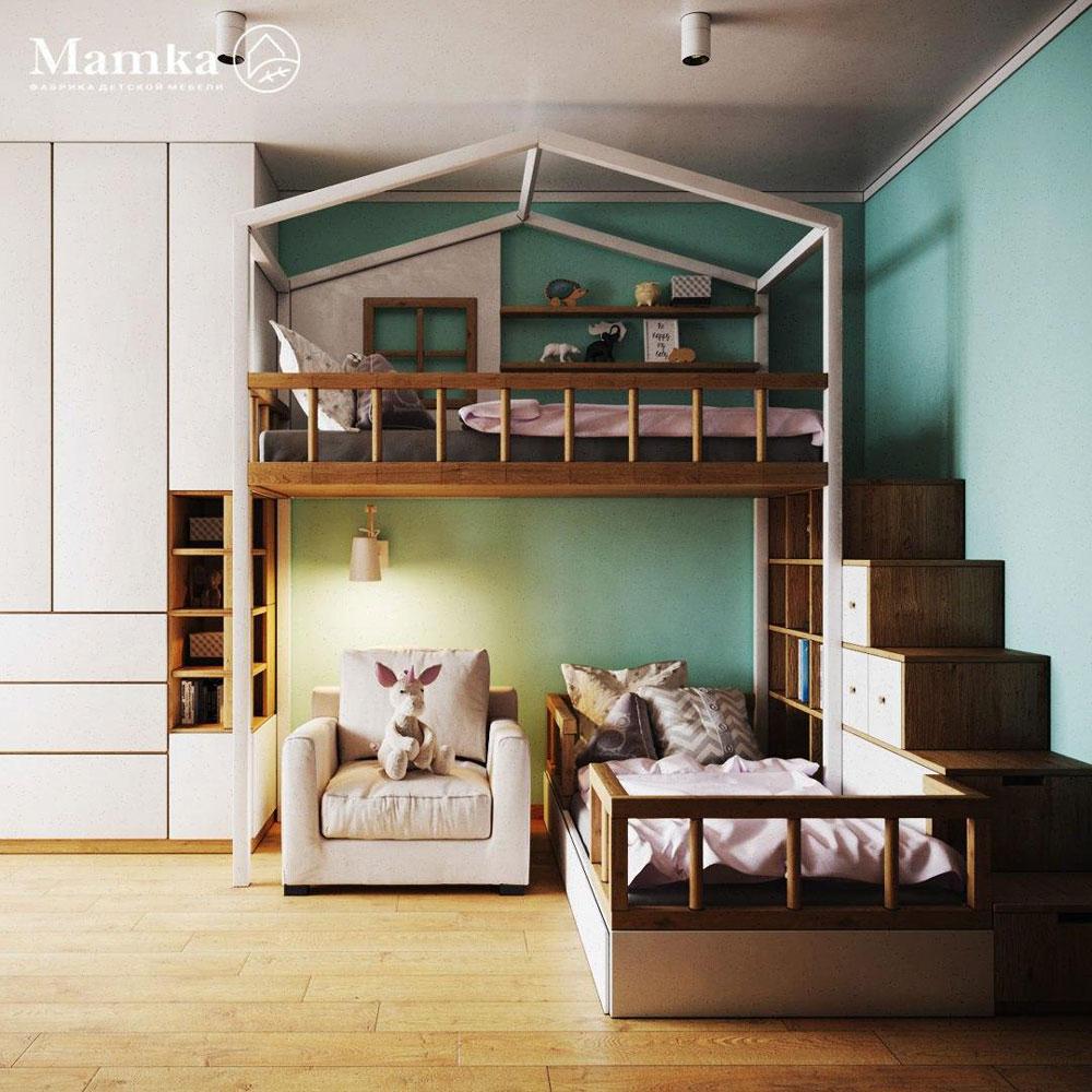 Спальное место для ребенка - выбираем и оформляем правильно - 2-1