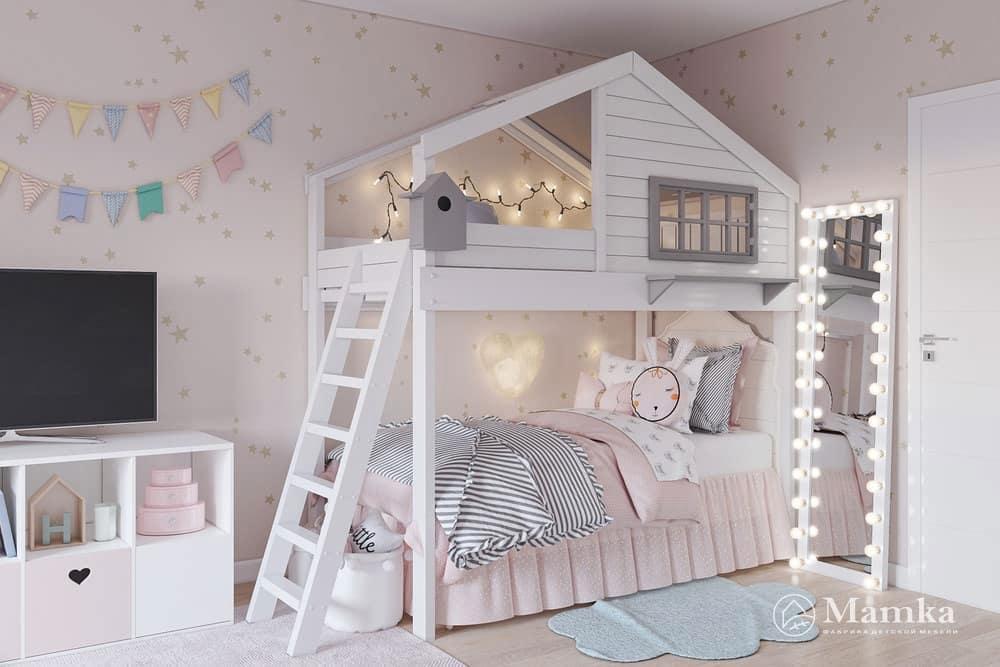 Спальное место для ребенка - выбираем и оформляем правильно - 2-3