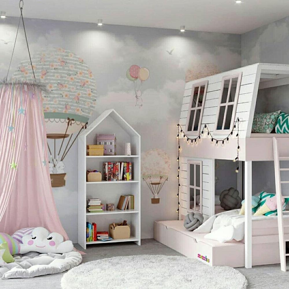 Спальное место для ребенка - выбираем и оформляем правильно - 2-4