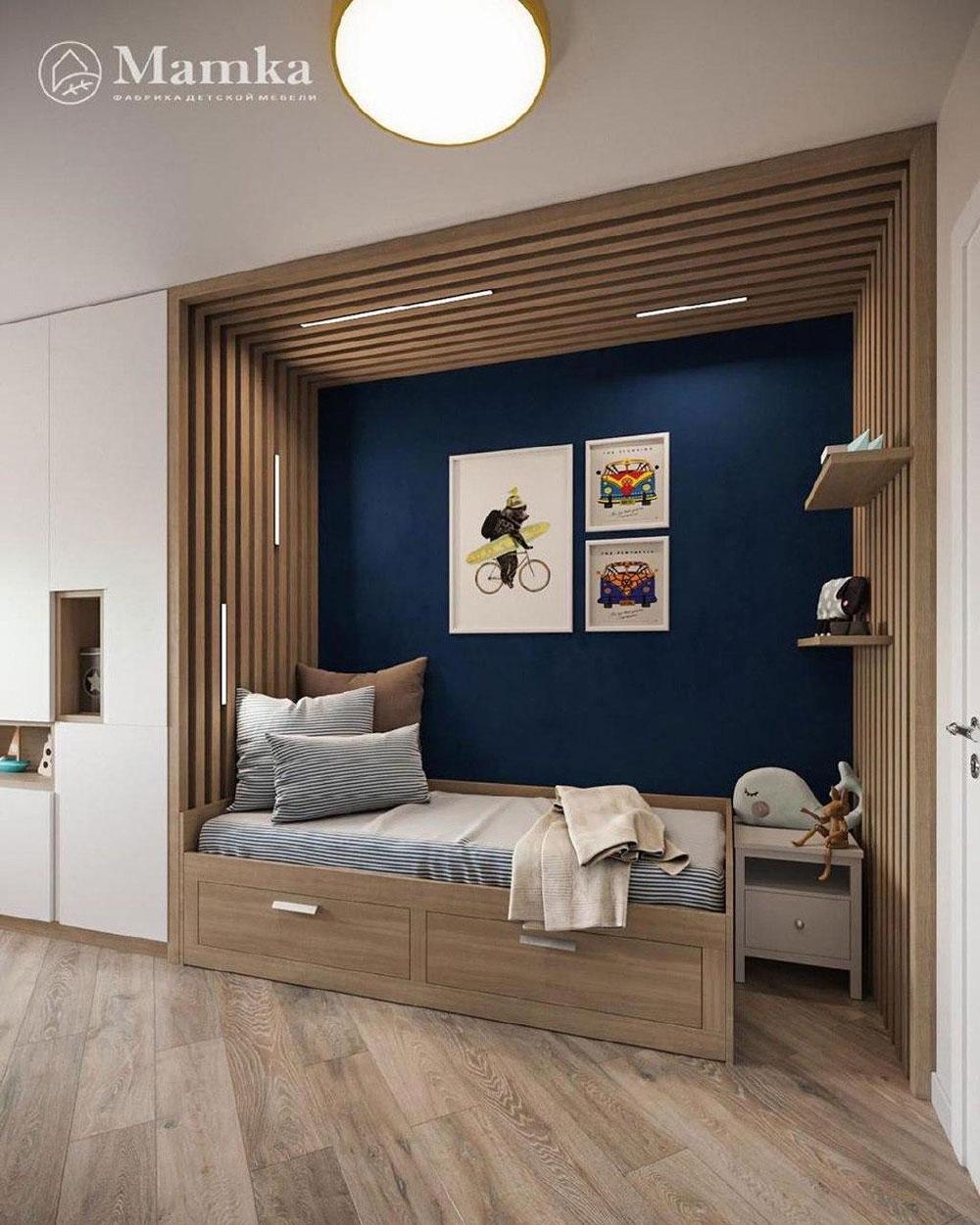 Спальное место для ребенка - выбираем и оформляем правильно 3-3