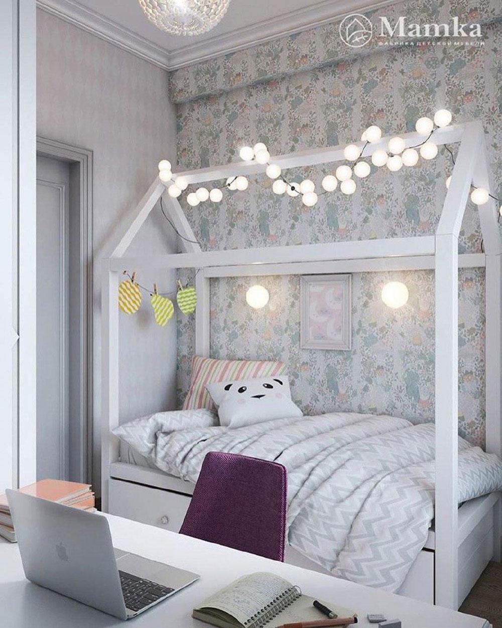Спальное место для ребенка - выбираем и оформляем правильно - 4-1