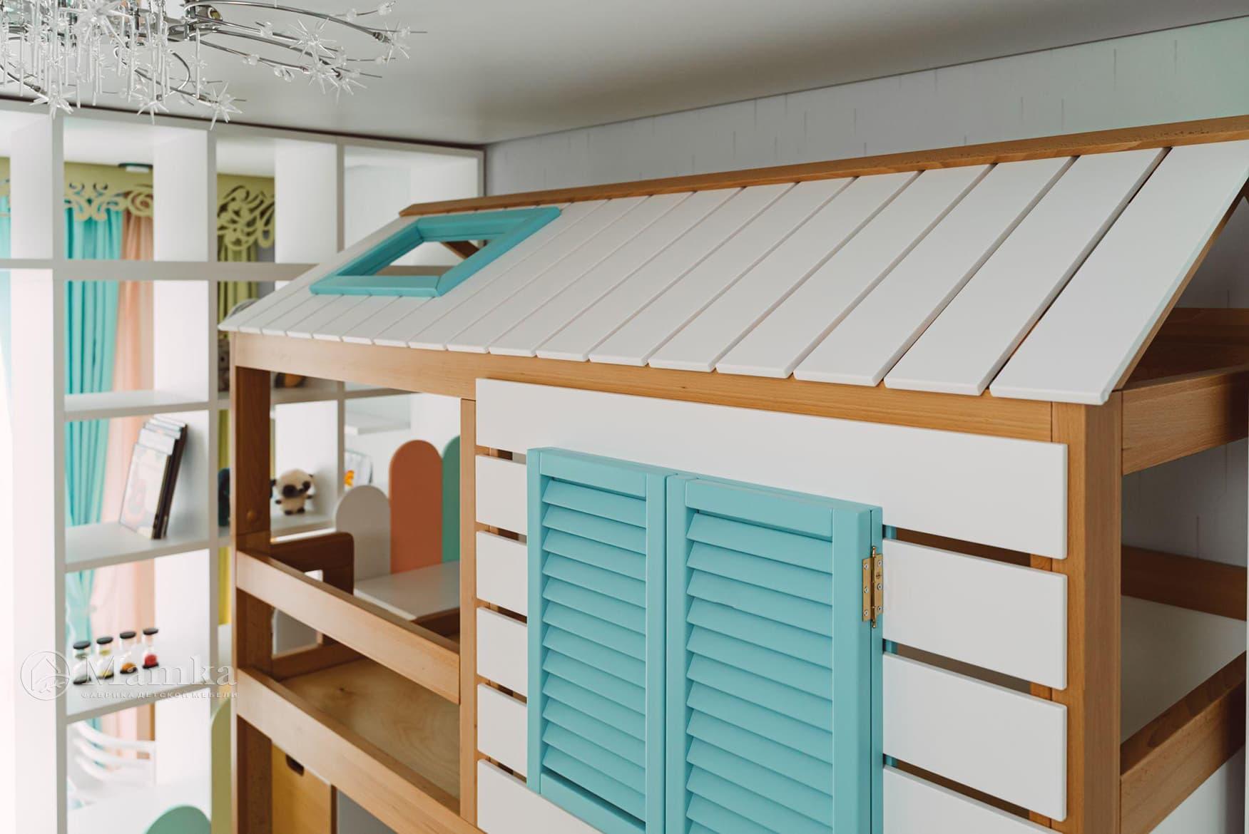 Светлая детская комната для мальчика 2 лет фото 10