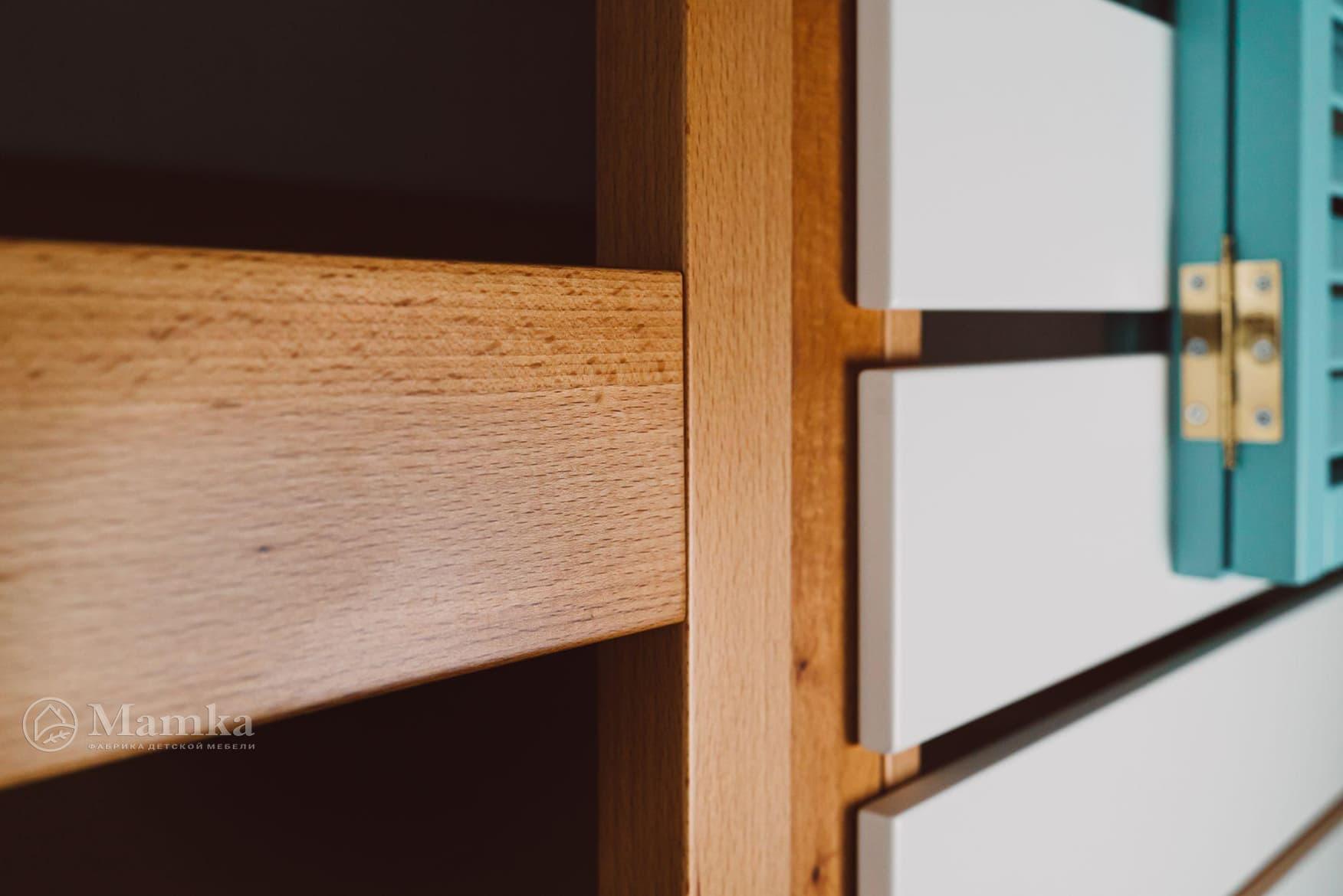 Светлая детская комната для мальчика 2 лет фото 8